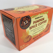 Trader Joe's Pumpkin Spice Coffee K Cups