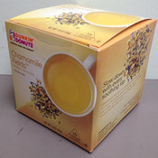 Dunkin Donuts Chamomile Fields Herbal Infusion