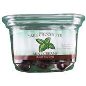Trader Joe's Dark Chocolate Mint Creams No Gluten Ingedients Used Vegetarian