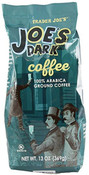 Trader Joe's JOES Dark Roast Coffee 100% Arabica Ground