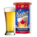 Coopers Canadian Blonde Beer Kit