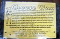 Cheese Wax, Black 1 lb