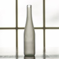 375ml Wine Bottles, Frosted Hock Cs/12