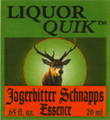 Jagerbitter Schnapps Liqueur Extract
