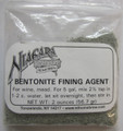 Bentonite, 2 ounces