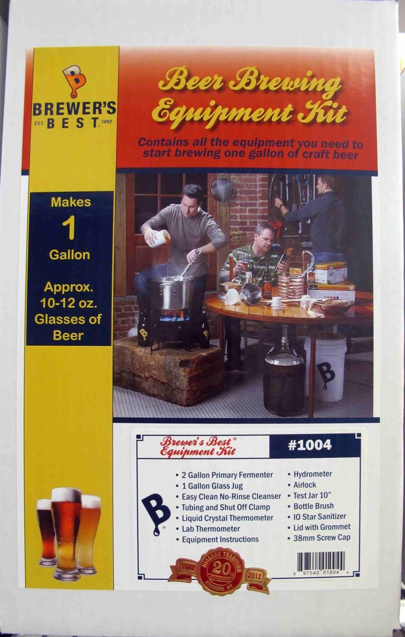One Gallon Beer Equipment Kit