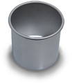"""Stainless Steel Cheese Mold, 4"""" Round"""