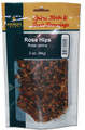 Rose Hips, Dried, 3 oz
