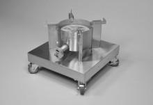 KettleKart shown with Blichmann floor burner (sold separately).
