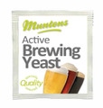Muntons English Ale Yeast