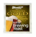 Muntons Gold English Ale Yeast