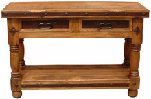 Torno 2 Drawer Console Table
