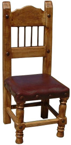 Torno Chair w/ Leather