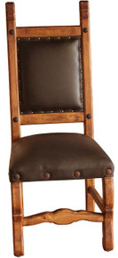 Hacienda Chair w/ Leather