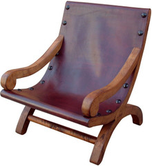 Recostada Mesquite Arm Chair