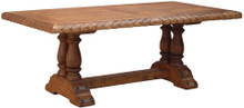 Mesquite Trestle Dining Table