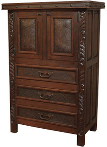 Medallon Tall Dresser