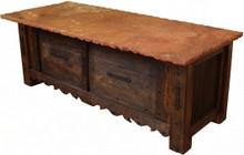 Tosco Marble Top Desk