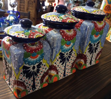 Cookie Jar 3pc Set