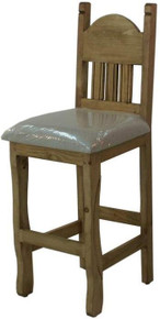 Rancho Barstool w/ Cushion