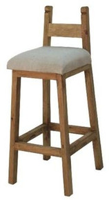 Cantina Barstool w/ Cushion