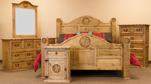 Rodeo Star Queen 5pc Bedroom Set