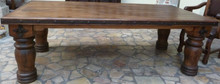 Torno 96'' Dining Table