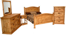 Roma King 5pc Bedroom Set