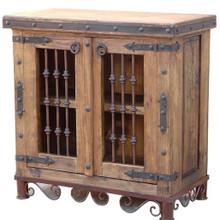 Arcon Cabinet w/ Iron Doors