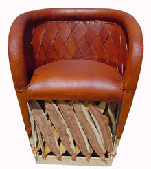 Equipal Tejida Cushioned Chair