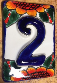 "House Number  ""2"" Talavera"