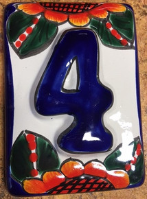 "House Number ""4"" Talavera"