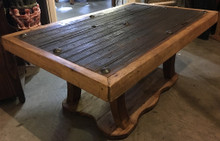 Clavos Coffee Table