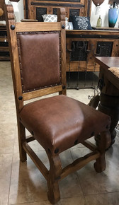 Hacienda Rio West Leather Chair 25% OFF * 5 LEFT AT THIS PRICE