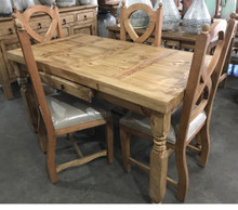 Lyon 55'' 5pc Dining Set