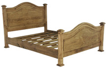 Roma King Bed
