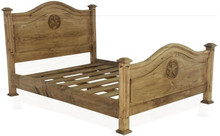 Roma Star King Bed 50% OFF * 1 LEFT IN STOCK