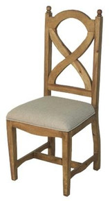 Palenque Chair w/ Cushion 50% OFF * 2 LEFT IN STOCK