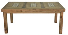 Cantera 67'' Dining Table 50% OFF * 2 LEFT IN STOCK
