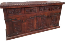 Mesquite 72'' Carved Buffet ** SALE 40% OFF, 1 LEFT AT THIS PRICE