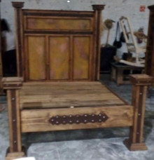 Patzcuaro Queen Bed