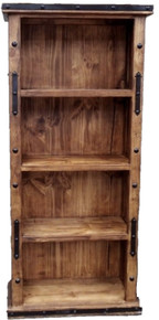 Hacienda Open Bookcase