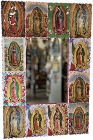 Virgen de Guadalupe Mirror