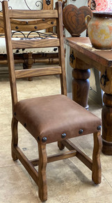 Aldama Chair w/ Leather