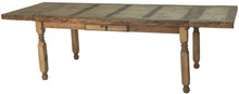 Lyon 110'' Extension Dining Table