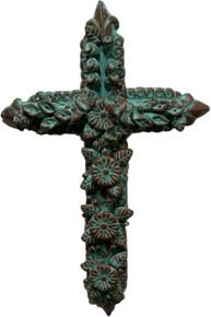 Tupida Cross - Turquoise Finish