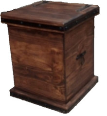 Baul Trunk End Table