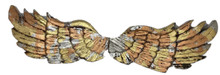 Angel Wings Hand Carved - Small