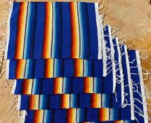 Blue Sarape Placemat - Set of 6