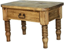 Torno End Table